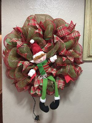 Wreath christmas for Sale in Dallas, TX