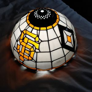 SF Giants Stained Glass Lamp Shade for Sale in Sacramento, CA