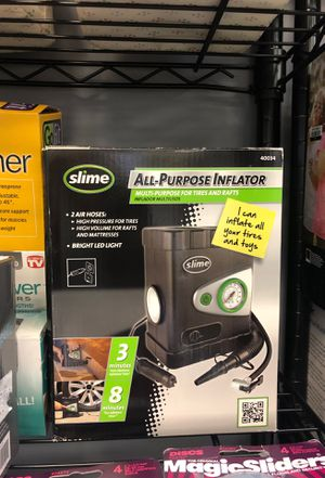 All- purpose inflator for Sale in Grand Prairie, TX