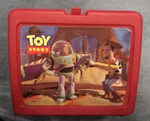 Thermos Lunch Box Toy Story from the 90's for Sale in Sterling, VA