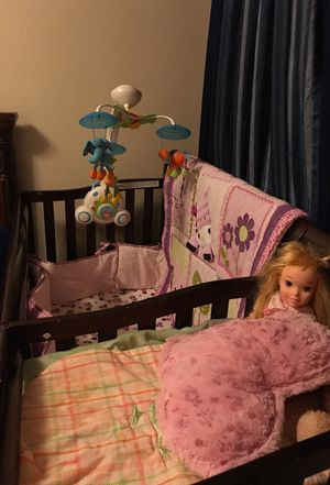 Baby mini crib bed for Sale in Austin, TX