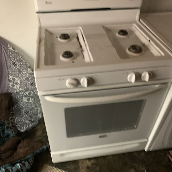 A stove like new I have everything to go with it