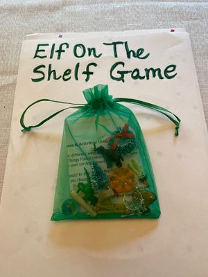 Game Bag for Elf on the Shelf!! for Sale in Lacey, WA