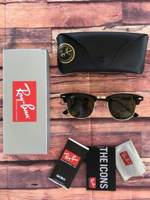 Brand New Authentic Ray Ban clubmaster😎 for Sale in Rialto, CA