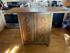 Gorgeous Vintage Kitchen Island for Sale in Los Angeles, CA