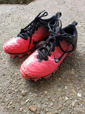Girls Youth Nike Fastflex Shoes sz. 2Y for Sale in Norfolk, VA