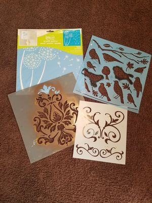 Stencils for Sale in Greenville, VA