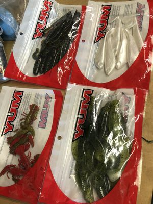 Yum Fishing Baits for Sale in Whittier, CA