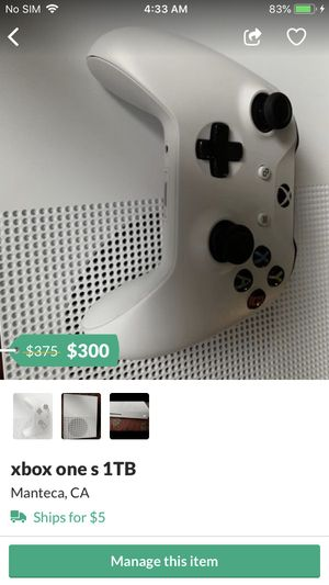 Xbox one for Sale in Manteca, CA