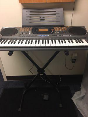 Electric Piano with Accessories for Sale in Murfreesboro, TN