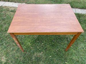 Wooden table. Desk / kitchen / shop table / craft table. ETC for Sale in Denver, CO