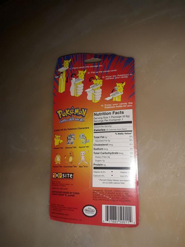 Pokemon Candy Catcher PSYDUCK #54