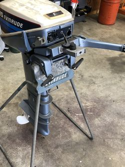 Evinrude 15 Outboard Motor for Sale in Bothell,  WA