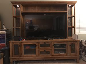 Entertainment Center for Sale in Oceanside, CA