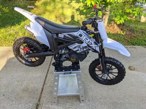 50cc SYX Holeshot Beginner Dirt Bike for Sale in Woodstock, GA