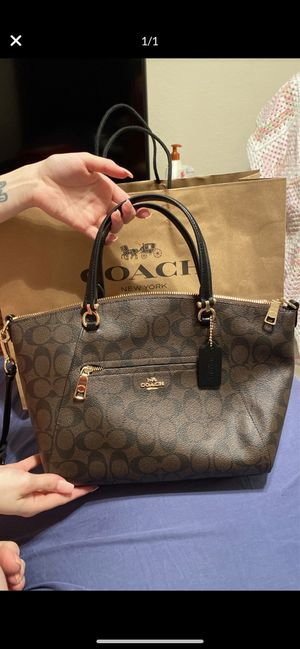Coach purse for Sale in Addison, TX