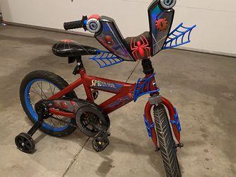 Amazing Spider-Man Bike for Sale in Ellensburg,  WA