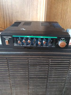 REALISTIC 12-1954 40 WATT 7 BAND STEREO BOOSTER FREQUENCY EQUALIZER for Sale in Buffalo, NY