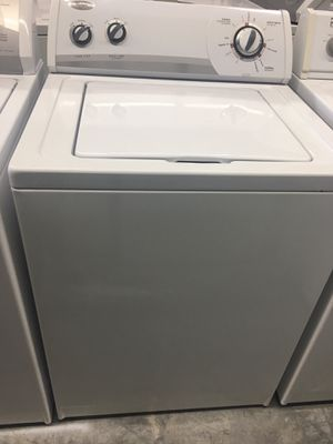 WHIRLPOOL WASHER! 5 month warranty! for Sale in Charlotte, NC