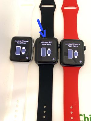 Apple Watch Series 2 with small crack for Sale in Chicago, IL