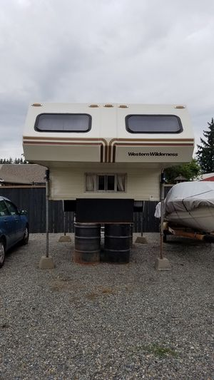 Camper for Sale in Edgewood, WA