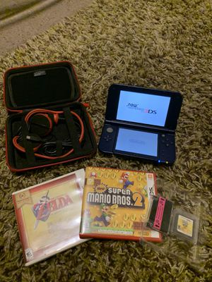 Nintendo 3DS XL New Galaxy Style Game Console for Sale in Glendale, AZ