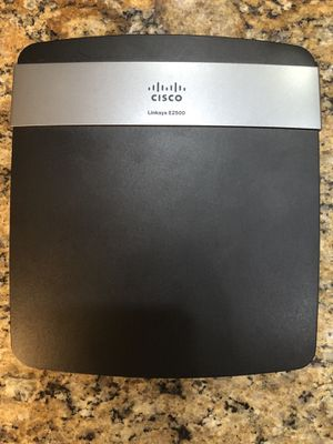 Linksys E2500 Router - Excellent Condition for Sale in Boca Raton, FL