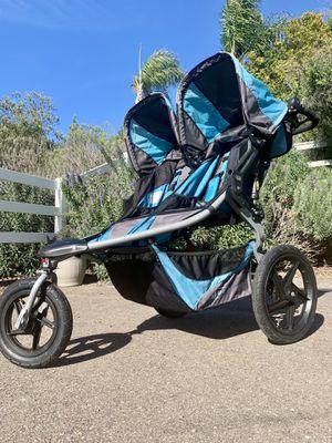 Double BOB Stroller for Sale in Alpine, CA