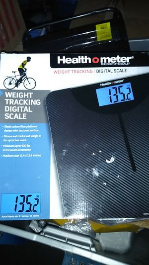 Health O Meter Weight Tracking / Digital Scale for Sale in Pasadena, TX
