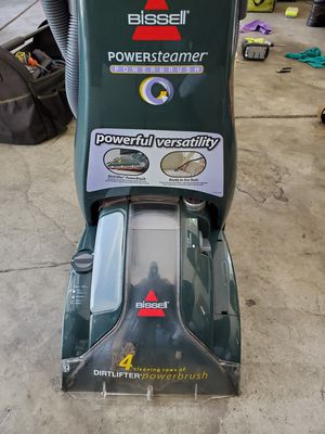 Bissell powersteamer Shampooer for Sale in Perris, CA