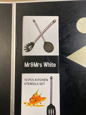 10 pcs kitchen utensils set for Sale in Chicago, IL