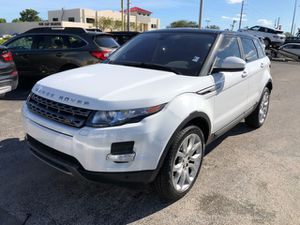 Phenomenal condition 2016 Land Rover Range Rover Evoque 5dr Hatchback Pure Plus SUV for Sale in Hollywood, FL