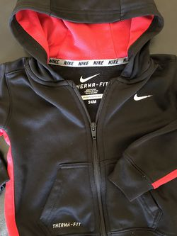 Nike Therma-Fit 24mos Zipper Hoodie for Sale in San Jose,  CA