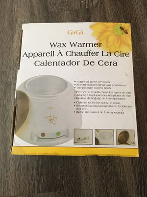 Brand new Wax warmer Plus wooden sticks for Sale in Brentwood, MO