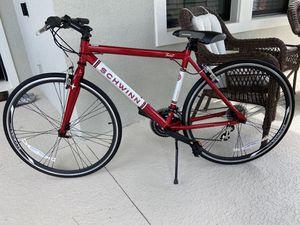 Ultra light Schwinn Aluminum road bike 700c 24 Speed Shimano, great Bike! for Sale in Winter Garden, FL