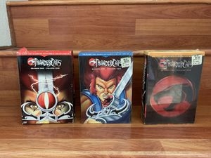 Thunder cats dvds 📀 for Sale in Lynwood, CA