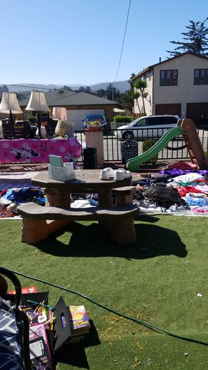 Clothes and plants for Sale in Del Rey Oaks, CA