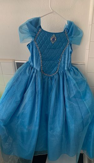 Cinderella Princess Costume for Sale in Yorba Linda, CA