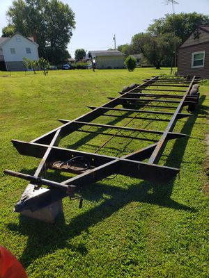 35' camper trailer frame for Sale in Scottdale, PA