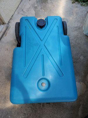 Barker 32 Gallon RV Portable Waste Tank for Sale in Port St. Lucie, FL