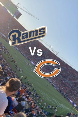 Rams vs Bears for Sale in Chino, CA