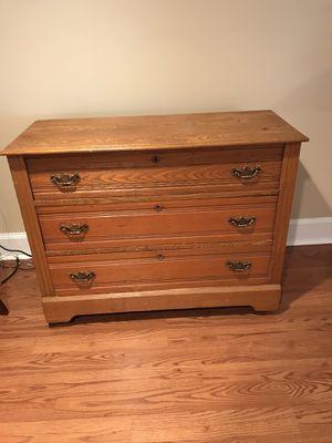 Antique oak dresser for Sale in Arundel, ME