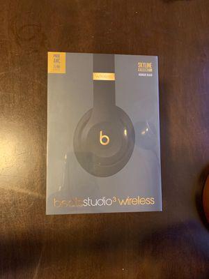 Beats studio 3 wireless headphones for Sale in Berkeley, CA