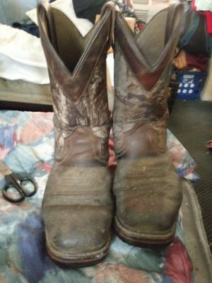 Work boots for Sale in Wichita, KS
