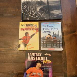Baseball Book Lot for Sale in Gresham, OR