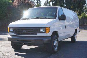 2006 Ford Econoline Cargo Van for Sale in Edmonds, WA