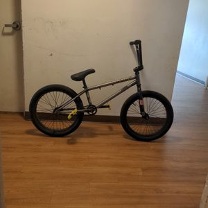 Bmx Bike Black And Raw Frame for Sale in Watertown, MA