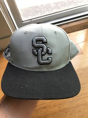 USC Gray/Black hat for Sale in Los Angeles, CA