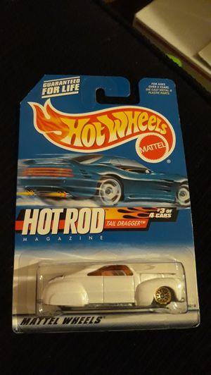 2000 HOT WHEELS HOT ROD MAGAZINE TAILDRAGGER for Sale in Modesto, CA