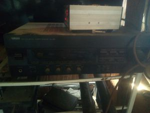 Yamaha stereo receiver for Sale in Sylmar, CA